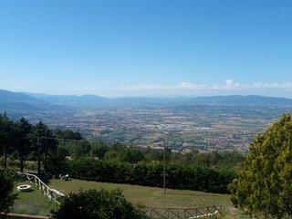 Costa d'Alto Monte, fra terra e cielo un posto amato anche da Dante...