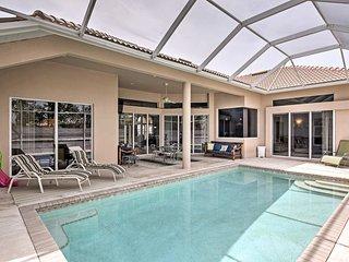 NEW! Luxury Marco Island Getaway w/Pool & Lanai!