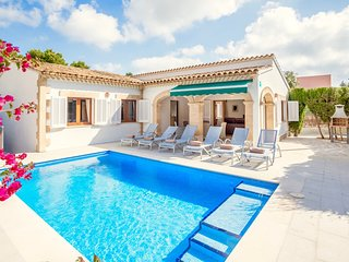 3 bedroom Villa in Cala San Vicente, Balearic Islands, Spain : ref 5629492