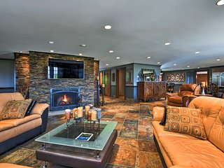 Luxury Dalton Home w/ Presidential Mountain Views!