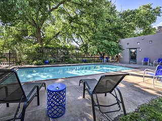 NEW! Albuquerque Home w/ Pool- 3 Mi. to Old Town!