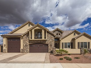 Desert Spring at Sand Hollow | 4242 | PRIVATE POOL WITH HOT TUB AND WATER SLIDE!