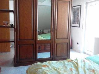 Schones separates Zimmer in Darmstadt / Frankfurt