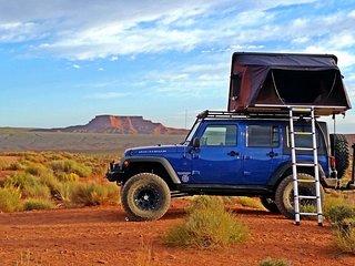 AWD Car Camping