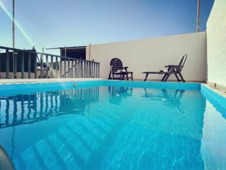 VILLA LOS LLANOS- Pool , sun, quiet place