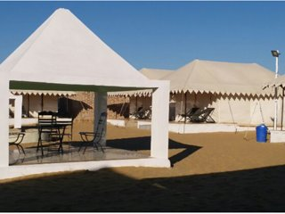 Sultan Resort (Tent 5)
