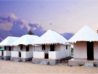 Sultan Resort (Tent 7)