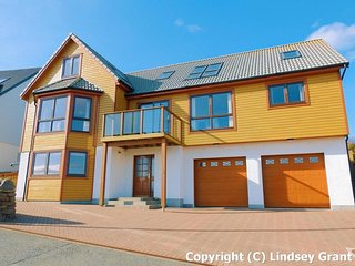 Quoys Self Catering - Luxury in Lerwick, Shetland