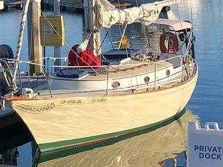Sail boat Coronado 27'