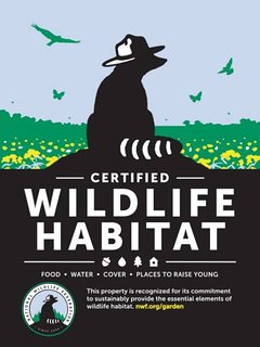 Proud to be a friend of wildlife.  Promoting the Health of Honey Bees and other Pollinators.