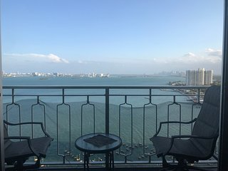 Suite on Miami's Biscayne Bay with Private Entrance, Central and Safe Location.