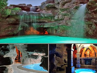Estate With Private Pool & Waterslides Near Zion National Park & Sand Hollow