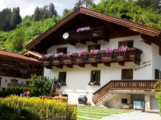 Haus Schneeberg - Aberg, Spacious apartment for 5 people, centre of village