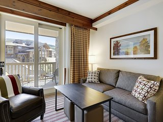 Studio 301 at Stowe Mountain Lodge