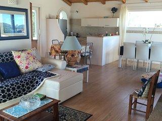 Appartamento panoramico con vista sul golfo e sull'isola di tavolara