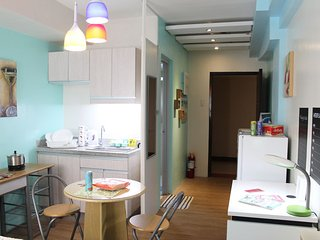 Vacation Rental in Manila, Safe, Basic, with Internet