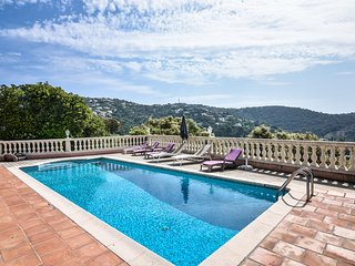 Villa Roitelet in les Issambres met 6 slaapkamers