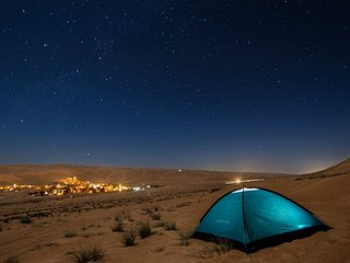 Dubai Desert Safari & Tent's