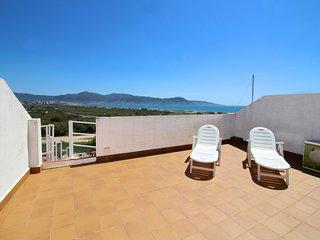 0182-PORT DUCAL Apartamento con vistas al mar y terraza