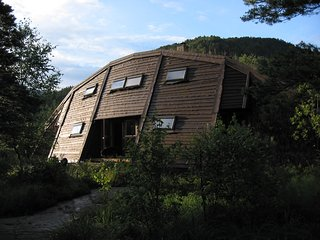HyggeHytteBaaten - Back to nature - Architect designed and full year insulated