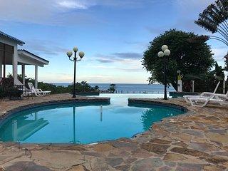 Designer's Paradise Beach Front Villa