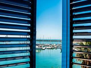 POSTU D'INCANTU, ** Vista incantevole sul mare ** Casa appartamento Sciacca
