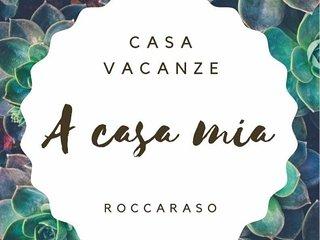 """Casa vacanze """"A casa mia"""" -Roccaraso-"""