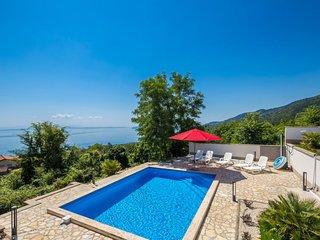 5 bedroom Villa in Sveti Petar, Primorsko-Goranska Zupanija, Croatia : ref 56470