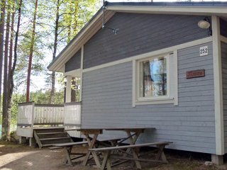 Finnish lakeside cottage 1 hour from Tampere airport