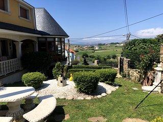 Casa O Capricho , Malpica de bergantinos, A coruna , Galicia , Carballo , Laxe
