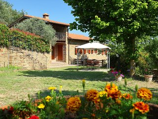 5 bedroom Villa in Starda, Tuscany, Italy : ref 5513294