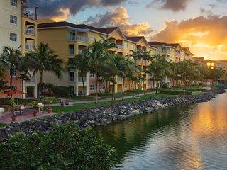 Marriott Villas at Doral 2BD - sleeps 8