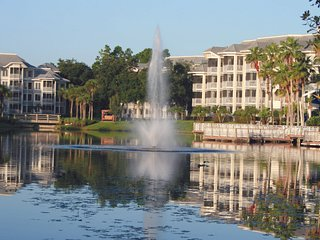 Marriott Cypress Harbour 2BD Villa