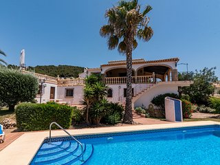 6 bedroom Villa in Xabia, Valencia, Spain : ref 5518099