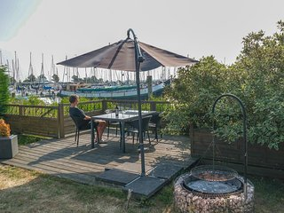 Haustiere willkommen direkt am Lauwersmeer