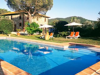 private pool villa wine & cooking in Panicale