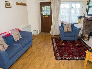 Sitting room with stable door