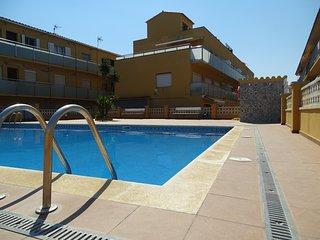 Apartemento en L'Estartit a 100 metros de la playa