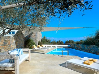 4 bedroom Villa in Pissidos, Crete, Greece : ref 5644130