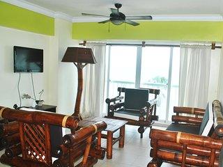 Ocean Front 2 Bedroom Apartment # 406