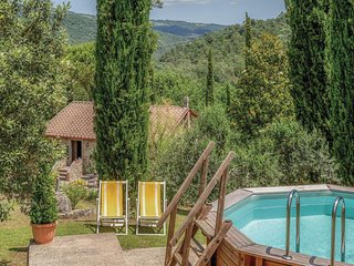 4 bedroom Villa in teverina, Tuscany, Italy : ref 5540126