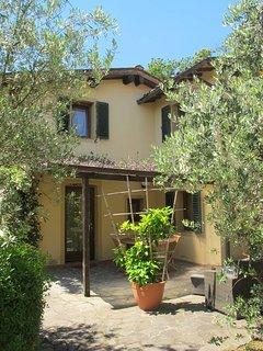 3 bedroom Apartment in Pescia, Tuscany, Italy : ref 5447329