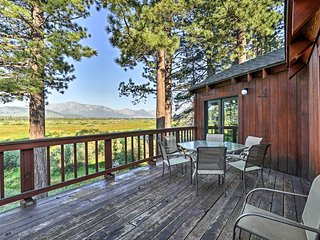 NEW! Cabin by Trout Creek <1 Mi. from S Lake Tahoe