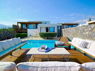 3 bedroom Villa in Pissidos, Crete, Greece : ref 5644129
