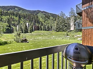 NEW! Cozy Condo w/Mtn Views - Walk to Vail Ski Bus