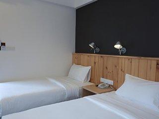 De House Hotel (Deluxe Twin 3)
