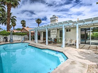 NEW! Gated Palm Desert Home w/Pool - Near El Paseo
