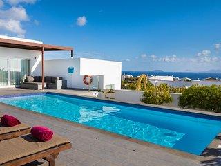 Villa Deluxe I con piscina privada Ref.248824