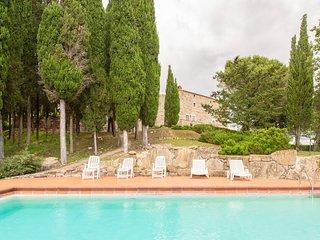 3 bedroom Villa in Gaiole in Chianti, Tuscany, Italy : ref 5226847