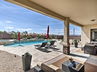 High-End Lake Havasu City House w/ Pool & Hot Tub!